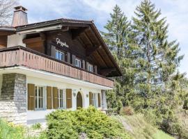 Schonried Apartment Sleeps 8 WiFi, Gstaad