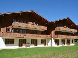 Gstaad Apartment Sleeps 6 WiFi, Gstaad
