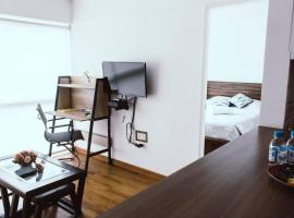 Cozy flat with great view in Barranco #8, Lima