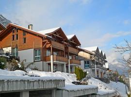 Niederried Apartment Sleeps 6 Air Con WiFi, Niederried