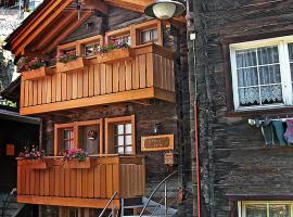 Zermatt Villa Sleeps 6 WiFi, Zermatt