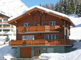 Leukerbad Villa Sleeps 8 WiFi, Leukerbad