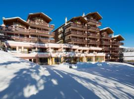 Crans-Montana Apartment Sleeps 6 Pool WiFi T033722, Crans-Montana