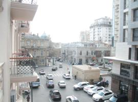 Check-in Apartment In The Centre, Baku