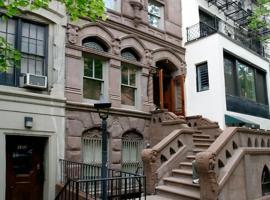 New York Apartment Sleeps 2 Air Con WiFi, Nowy Jork