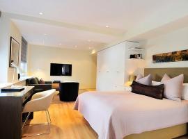 New York Apartment Sleeps 2 Air Con WiFi T057558, Нью-Йорк