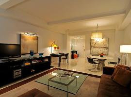 New York Apartment Sleeps 4 Air Con WiFi, Нью-Йорк
