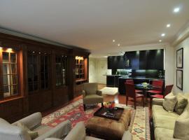 New York Apartment Sleeps 3 Air Con WiFi T057564, Нью-Йорк