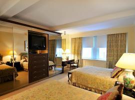 New York Apartment Sleeps 4 Air Con WiFi T057566, Нью-Йорк