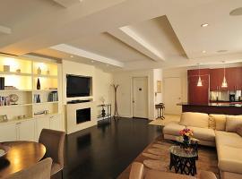 New York Apartment Sleeps 6 Air Con WiFi T057568, Нью-Йорк
