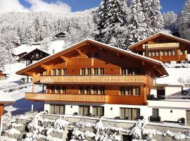 Grindelwald Apartment Sleeps 2 Pool WiFi, Grindelwald