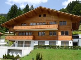 Grindelwald Apartment Sleeps 4 Pool WiFi, Grindelwald
