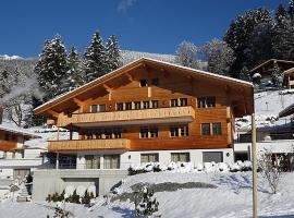 Grindelwald Apartment Sleeps 8 Pool WiFi, Grindelwald