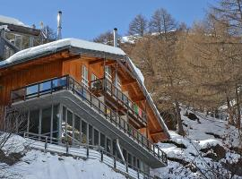 Zermatt Apartment Sleeps 6 WiFi, Zermatt