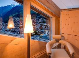 Zermatt Apartment Sleeps 8 WiFi, Zermatt