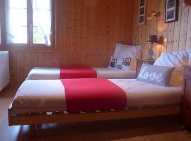 Verbier Villa Sleeps 6 WiFi, Verbier