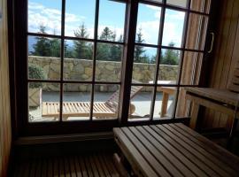 Crans-Montana Villa Sleeps 10 Pool WiFi, Crans-Montana