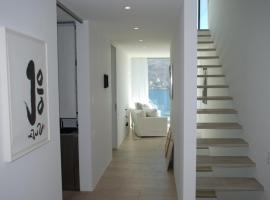 Piodina Villa Sleeps 5 Air Con WiFi, Brissago
