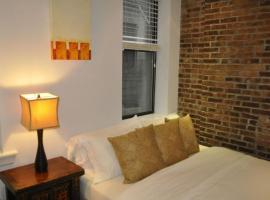 New York Apartment Sleeps 6 WiFi, Nowy Jork