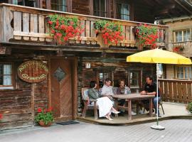 Geislach Villa Sleeps 10 WiFi, Sölden