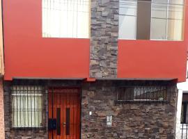 El marquez, Tacna