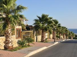 Analipsi Villa Sleeps 7 Pool Air Con WiFi T646287, Makriyialós