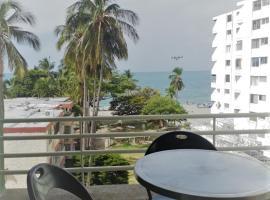 Apartaestudio El Rodadero, Santa Marta