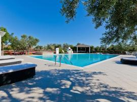 Case Fiordilino Villa Sleeps 8 Pool WiFi, Castellammare del Golfo
