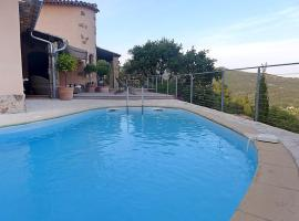 Bormes-les-Mimosas Villa Sleeps 6 Pool WiFi, Bormes-les-Mimosas
