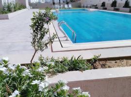 Appart. neuf dans une résidence avec piscine à Hammamet, Nabeul