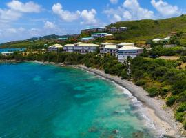 Sea Shore Bliss At Carden Beach Condo, Christiansted
