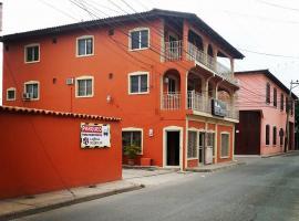 Hotel Norymax, Comayagua