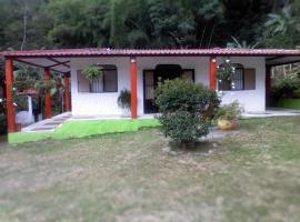 Villa del bosque, Ibagué