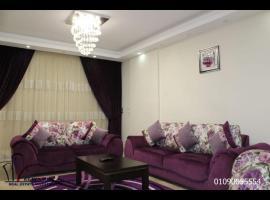 Makram ebeid apartment, El Cairo