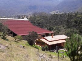 TYBYN ECO HOSTEL, Arcabuco