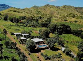 The BeeHive Fiji, Rakiraki