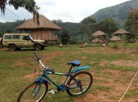 Bwindi nature view campsite, Kanungu