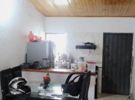 alojamiento en casa amueblada, Santa Marta