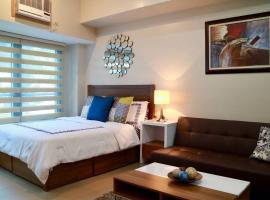 Bright & Relaxing Condo w/ Netflix & Superspeed WiFi, Manila