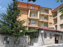Семеен хотел Крис, Sveti Vlas