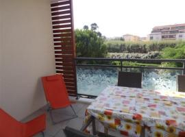 Apartment T2 residence neuve en centre ville, Saint-Raphaël