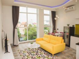 View 1808 apartment OSC, Vung Tau