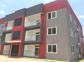 GLOVER GROVE, Accra