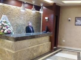 Grand Palace Hotel, Il Cairo