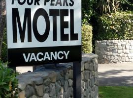Four Peaks Motel, Geraldine