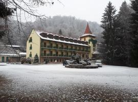 Bakony Hotel, Bakonybél