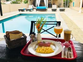 Amalia Bed and Breakfast, Jan Thiel