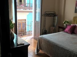 ★ Elegant Crystal Apt at Casa of Essence located in ♥ of Old San Juan ★, San Juan