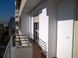 Ionio, Tirana