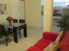 Cozy Apartment in Miraflores, Lima